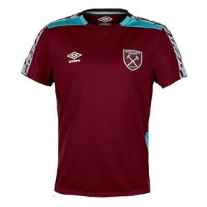 West-Ham-United-Shirt-Umbro-Childrens-Football-Training-Jersey-2016-17