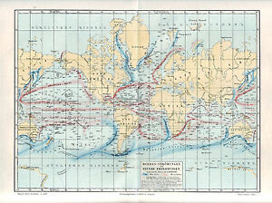 Details about 1890 WORLD OCEAN CURRENTS Antique Map on garmisch germany on map, auschwitz germany on map, osnabruck germany on map, schwangau germany on map, aachen germany on map, fussen germany on map, darmstadt germany on map, berchtesgaden germany on map, oldenburg germany on map, augsburg germany on map, marburg germany on map, grafenwoehr germany on map, bremen germany on map, rothenburg germany on map, karlsruhe germany on map, amsterdam germany on map, landstuhl germany on map, kiel germany on map, luneburg germany on map, kaiserslautern germany on map,