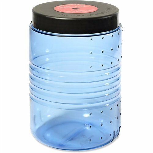 Best Transparent polycarbonate Bear Resistant Food Canister