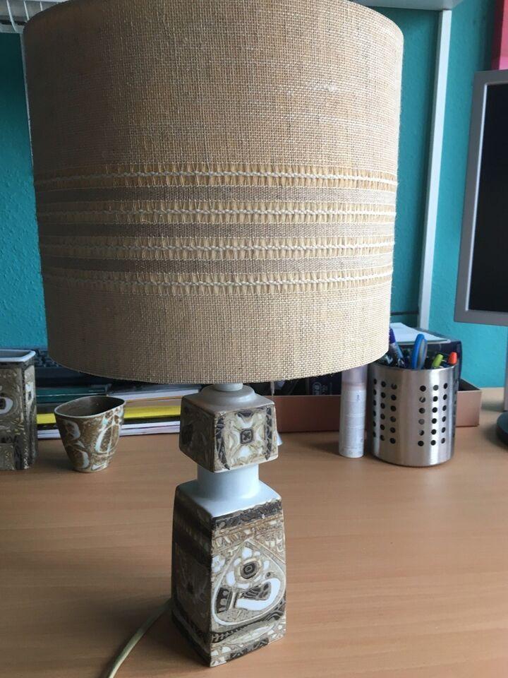 Anden bordlampe, Den Kongelige Porcelæn