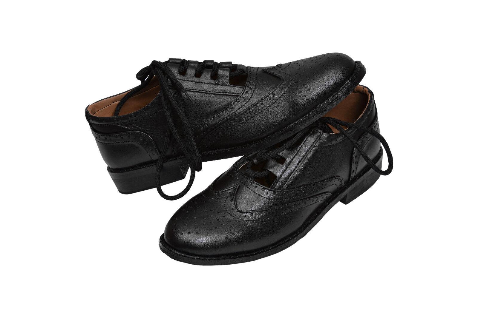 Excellent Quality Men`s Gillie Brogues Scottish kilt shoes original Leather 1122