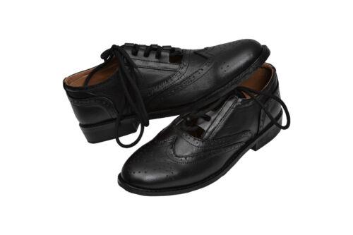 Excellente Qualité Hommes/'s Gillie Chaussures Écossais Kilt chaussures originales cuir 1122