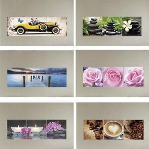 Removable-3D-Car-Flower-Wall-Sticker-Decal-Art-Mural-Home-Room-Decor-Gift-3Pcs