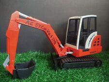 Nuevo BRUDER Juguetes ProSeries Schaeff HR16 Mini Excavadora Excavadora-Bruder 02432 1:16