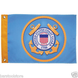 New US Coast Guard 12034 x 18034 Garden or Wall Flag 3621 - West Haven, Connecticut, United States - New US Coast Guard 12034 x 18034 Garden or Wall Flag 3621 - West Haven, Connecticut, United States