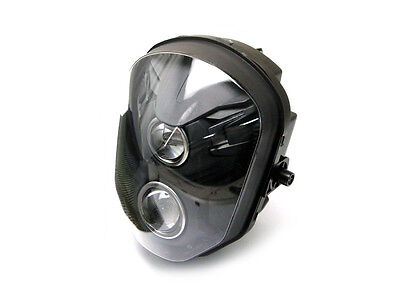 High Quality E-Marked Projector Headlight Stack For Ducati Streetfighter Project