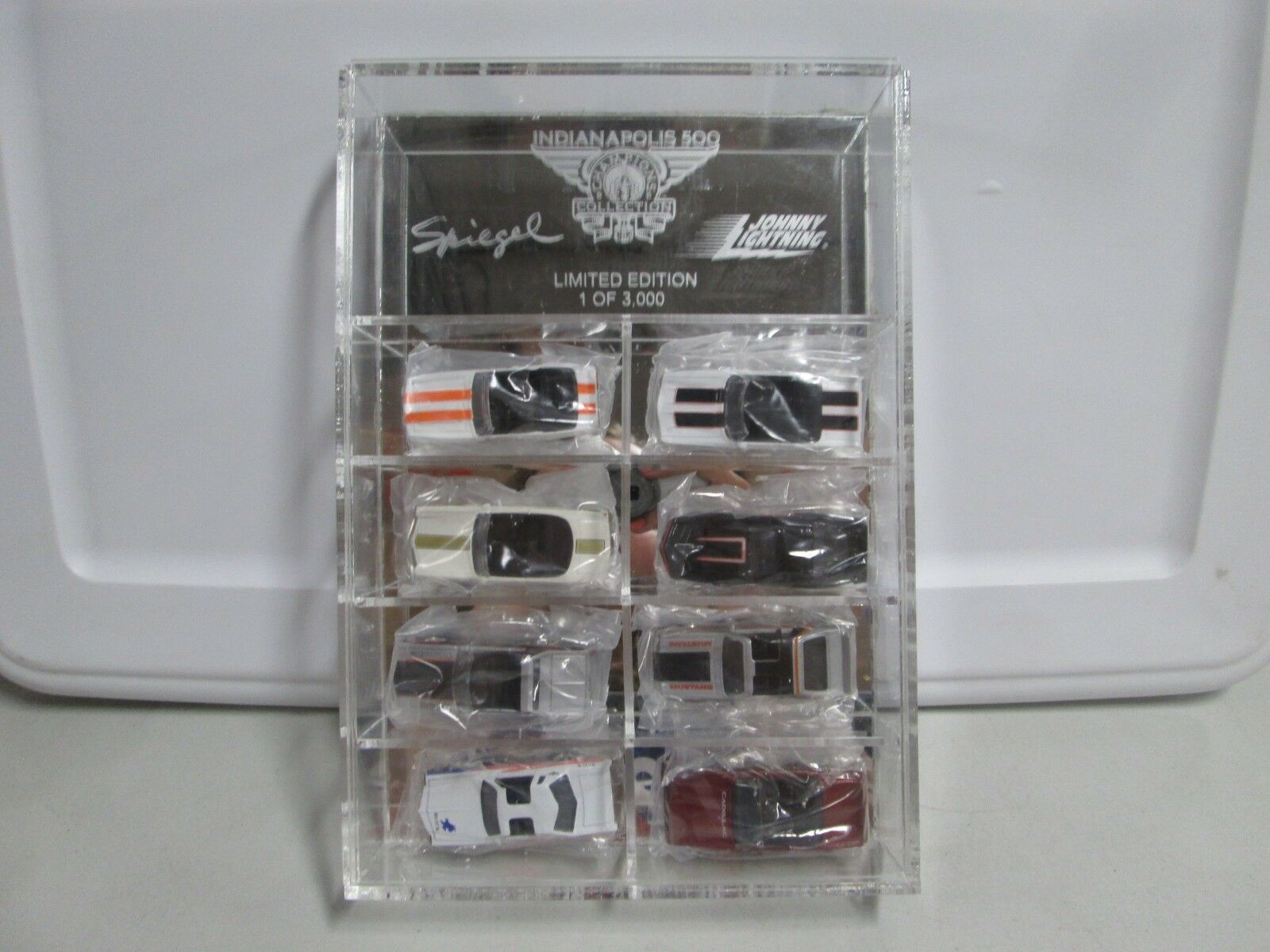 Johnny Lightning Indianapolis 500 Champions Collection Limited Edition Set  3000