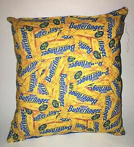 Butterfinger-Pillow-Nestle-Butterfingers-Candy-Pillow-HANDMADE-Man-Cave-Pillow