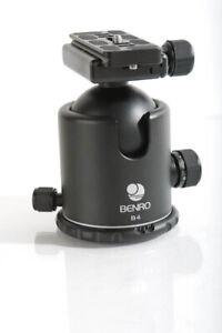 BENRO-B4-Tete-Rotule-a-friction-Plateau-PU85-Capacite-20kg