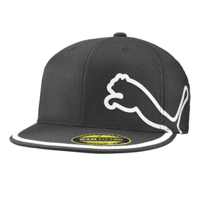 fe960c6f PUMA Youth Monoline 210 Perform Hat Fitted Cap OSFA Pmgo2096- Black