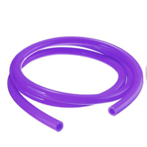 Motorcycle Petrol Fuel Hose 1M Gasoline Pipe Universal Tube Rubber 5mm I//D 8mm