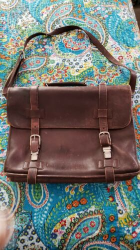 Vintage Coach Laptop Briefcase Laptop Bag Over Sho