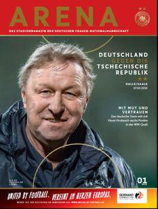 07.04.2018 Deutschland - Tschechische Republik, Horst Hrubesch, WM-Qualifikati<wbr/>on