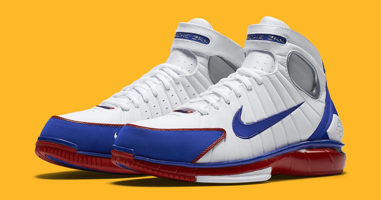 Nike air zoom huarache 2k4 all star 308475-100 uomini confezioni nuovo autentico