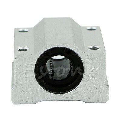 Hot 16mm SC16UU Linear Motion Ball Bearing Slider Slide Bushing Replacement CNC