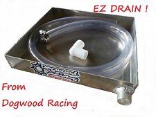 EZ Drain Oil Pan Drag Bike / ATV / Mower