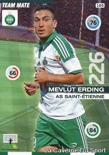 189 MELVUT ERDING TURKEY AS.SAINT-ETIENNE ASSE CARD ADRENALYN 2016 PANINI