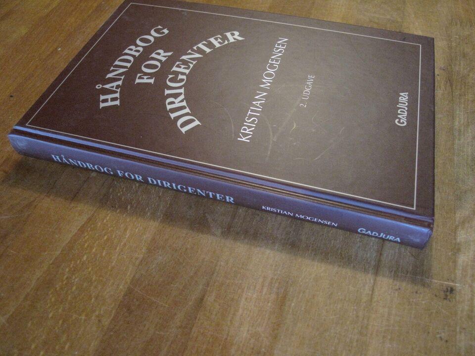 håndbog for dirigenter