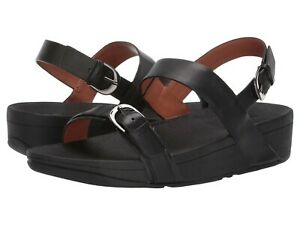 bea5464aef80 Women s Shoes Fitflop EDIT Slingback Arch Support Wedge Sandals T15 ...