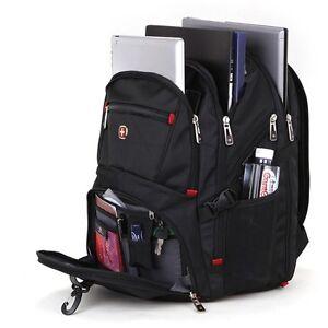 Laptop-Backpack-Notebook-Bag-Rucksack-Backpack-SA8112-Wenger-Swissgear-17-1-inch