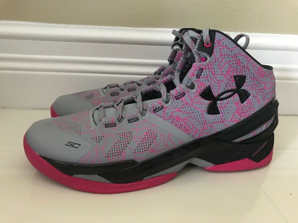 NEW UA Men's Under Armour Stephen Curry 2 1259007 037