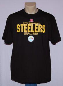 55cee1492 Image is loading Pittsburgh-Steelers-Terrible-Towel-T-Shirt-Black-NFL