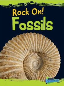 Fossils-Library-by-Oxlade-Chris-Brand-New-Free-shipping-in-the-US