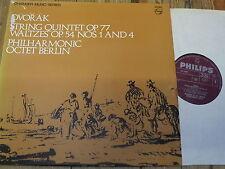 SAL 3688 Dvorak String Quintet in G etc. / Berlin Philharmonic Octet P/S