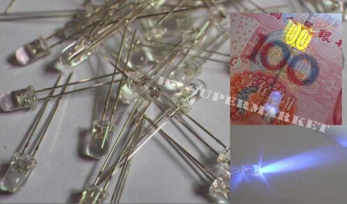 10PCS 5mm Round 365nm Ultra Violet UV LED Lamp Diodes