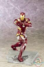 Captain America Civil War Movie Iron Man Mark 46 Artfx+ Kotobukiya