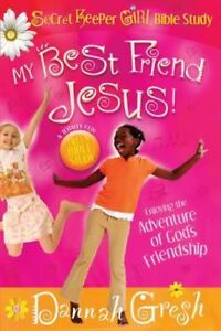 Details about My Best Friend Jesus!: Meditating on God's Truth About True  Friendship (Secret K