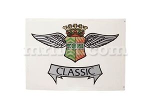 Details About Fiat Dino 2000 2400 Koni Classic Shock Absorber Sticker New