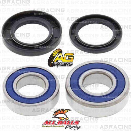 All Balls Rear Wheel Bearings /& Seals Kit For Yamaha YZ 250F 2006 06 Motocross