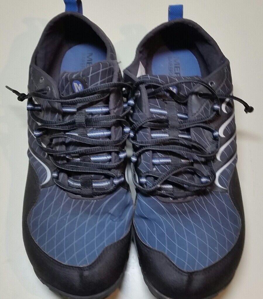 MERRELL Sonic Glove Noir Gradient Homme Barefoot Running Sneakers