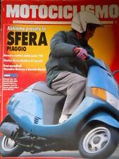Motociclismo 1 1991 Prova Sfera Piaggio. Test Yamaha-Rainey e Ducati-Roche [Q74]