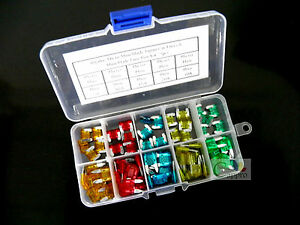 s l300 10value micro mini blade japan car fuse & mini blade fuse box kit Maxi Blade Fuse at reclaimingppi.co