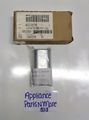 Capacitor for Whirlpool Microwave Oven W10138798
