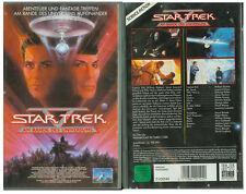VHS Star Trek Am Rande des Universums 1993