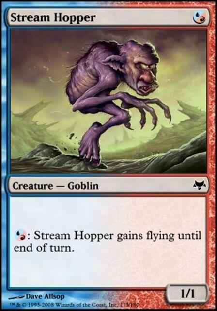 MTG Magic - (C) Eventide - Stream Hopper - SP