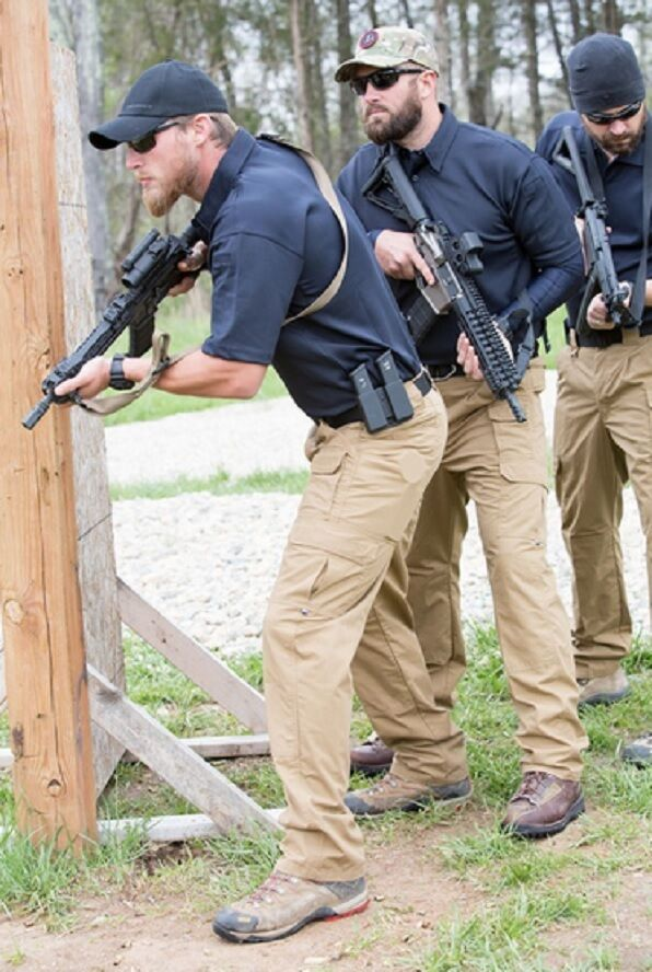US PROPPER PROPPER US Lightwight Tactical Contractor Combat Trouser pants Hose coyote 30x34 e32a20