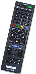 Control-remoto-de-TV-de-reemplazo-para-Sony-RM-ED054-KDL-40R470A-KDL-46R470A-KDL-46R473A