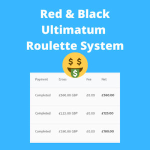 Roulette System - Best Red & Black Roulette System