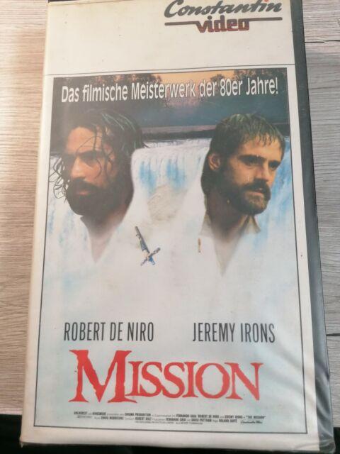 The Mission - Ihr Geschäft ist der Tod (mit Robert De Niro) - VHS