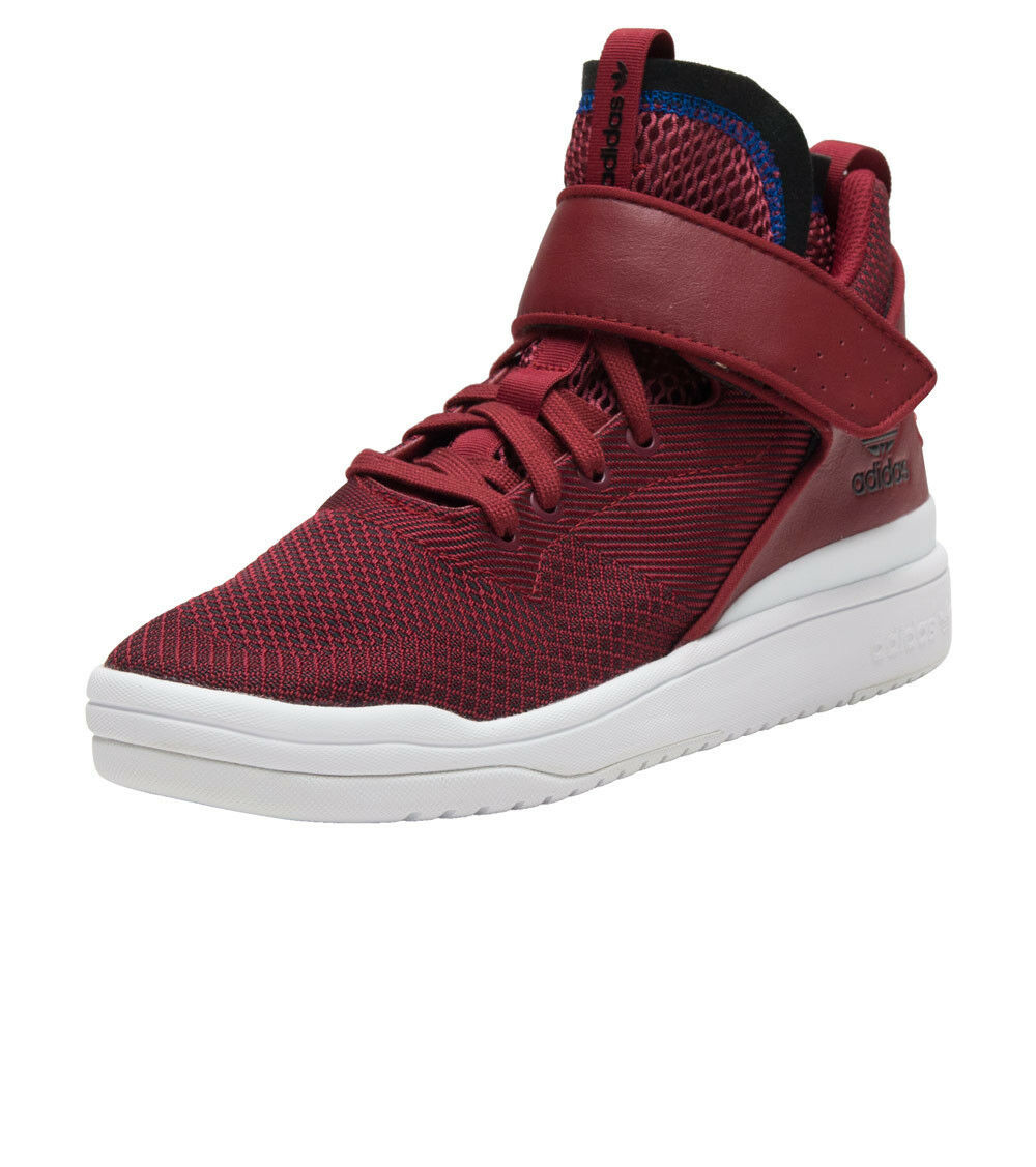 Brand New Adidas Veritas-X Men's Basketball fashion shoes Red Size 10