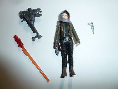 jedha Figure Star Wars Rogue One Sergeant Jyn Erso