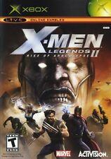 X-Men Legends II: Rise of Apocalypse - Original Xbox Game