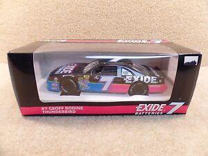 New-1994-Revell-1-24-Diecast-NASCAR-Geoff-Bodine-Exide-Ford-Thunderbird-7