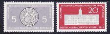 Germany DDR 399-400 MNH 1958 Friedrich Schiller University 400th Anniversary Set