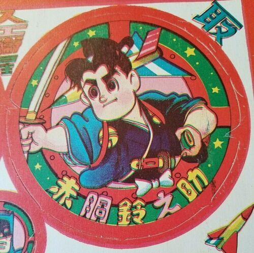 1960/'s Space Dog Laika Space Monkey BATMAN Japanese Menko Cards Robby Robot