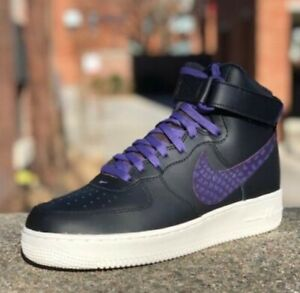 air force 1 uomo viola
